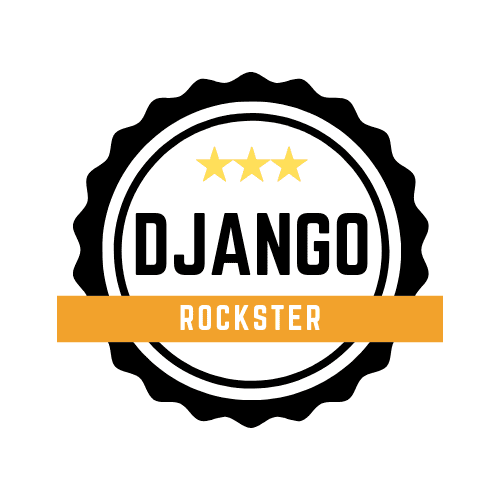django badge rockster