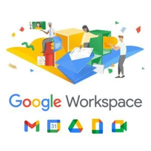 google workspace nieuwe G Suite
