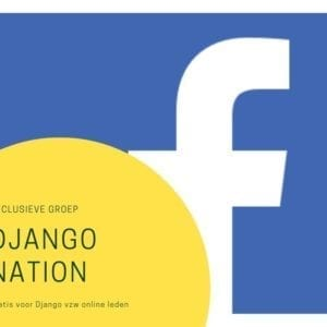 Django Nation Facebook Groep