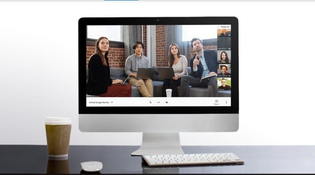 google meet beste video meeting app django vzw