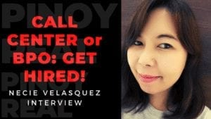 Get Hired in Call Center or BPO during Coronavirus Pandemic_Pinoy Real Interview