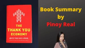 The Thank You Economy_Book Summary_Pinoy Real
