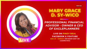 How to Financial Literacy by Mary Grace D. Sy-wico_Pinoy Real_Live