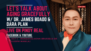 What is Aging and Oxidative Stress with Dara Plan and Dr. James Boado_Pinoy Real